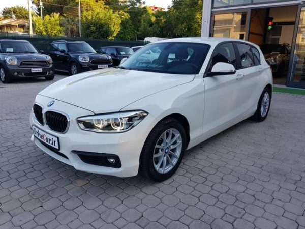 BMW 116D STEPTRONIC